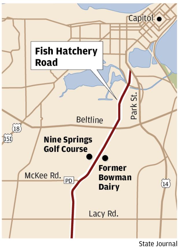 fish hatchery road 1