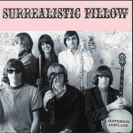 jefferson airplane surealist pilow