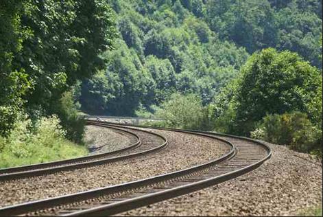 railroad tracks rr  disk