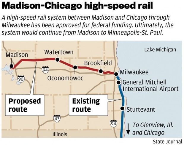 wisconsin rail road